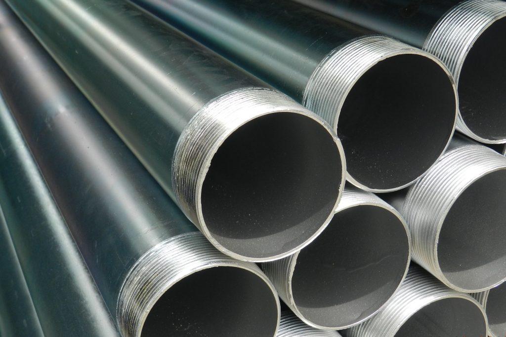 Aço Carbono e Galvanizado