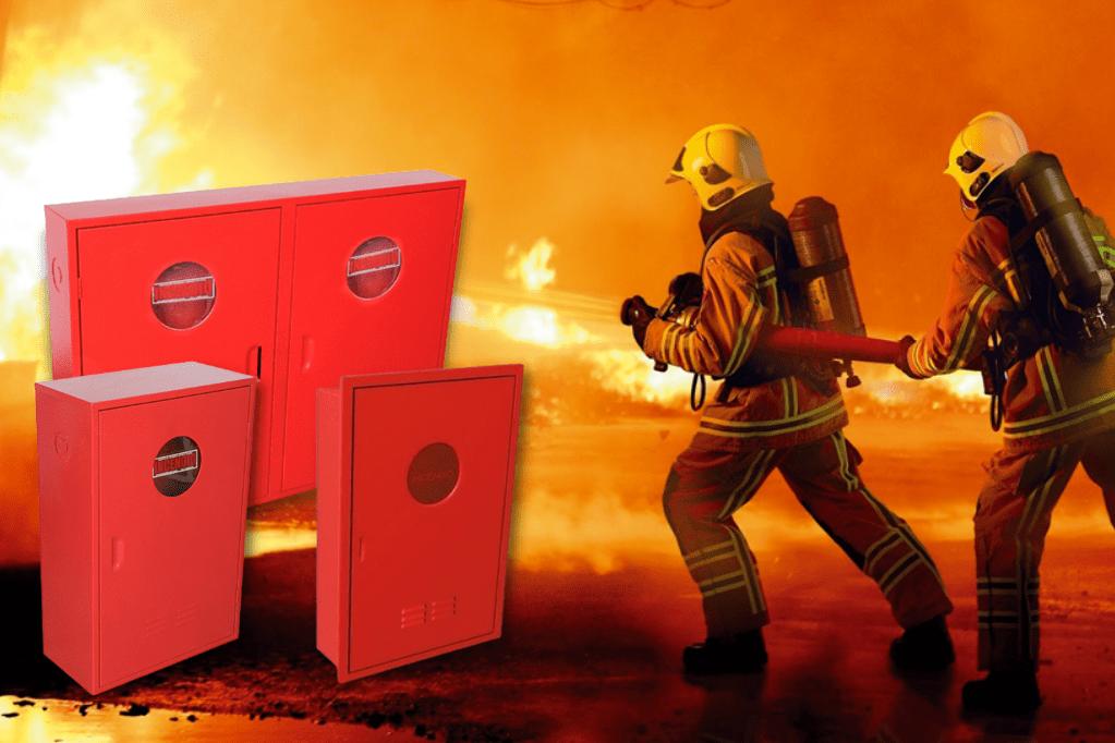 caixas de hidrante